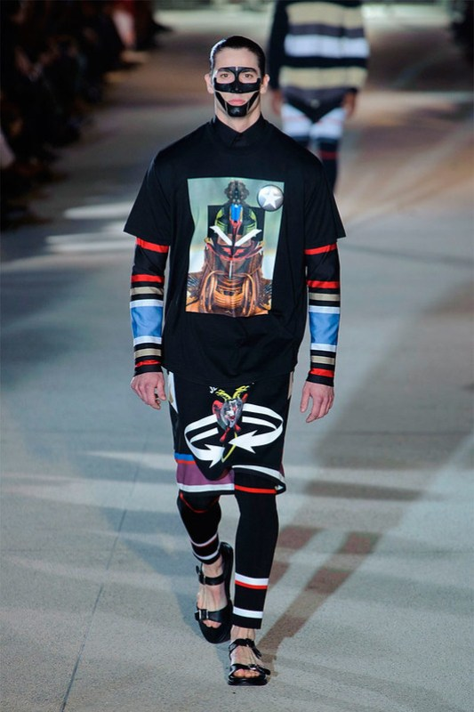 Givenchy Spring:Summer 2014 5