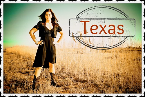 Texas Cowboy Boots Oil Jack Kaitie 8328EK by Dallas Photoworks