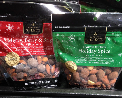 Safeway Select Limited Edition Trail Mix