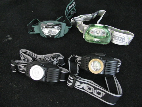 Dorcy Headlamps Review