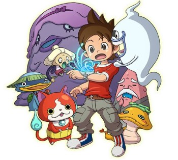 Youkai Watch Winter Anime 2014