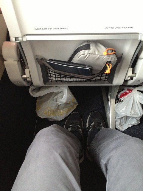 Recaro Slimline Seat 3