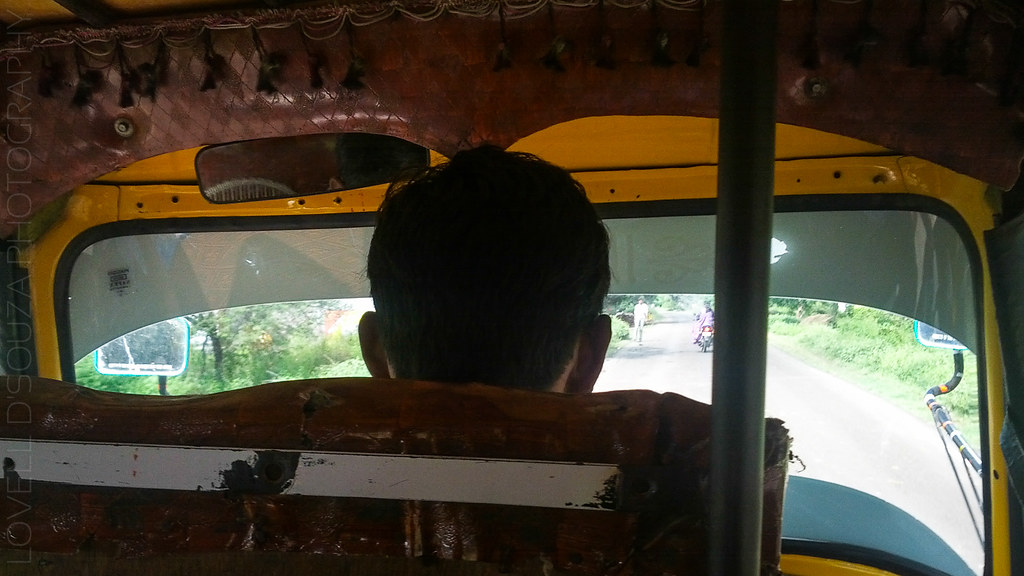 Auto ride to Sultanpur