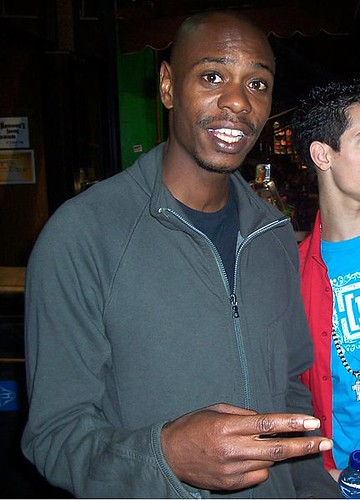Dave_Chappelle Photo courtesy of Wikimedia Commons
