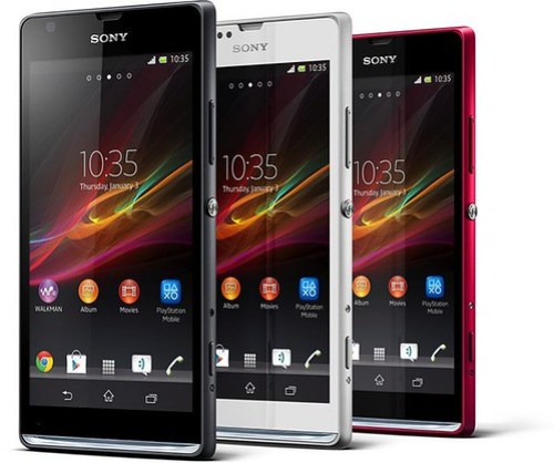 Sony Xperia SP: Smartphone HD de Gama Media