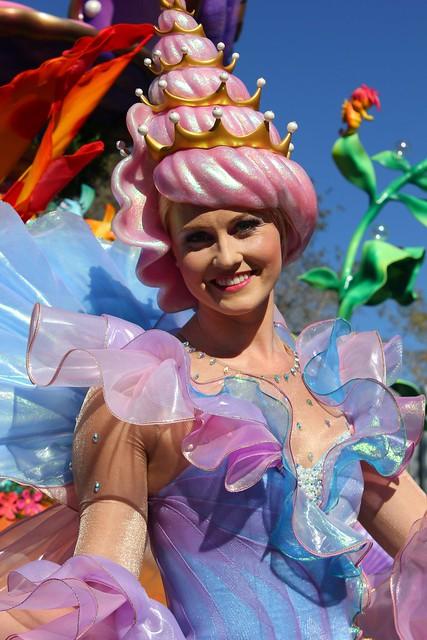 Festival of Fantasy parade preview at Walt Disney World