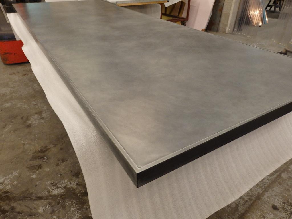 Rousing Large Zinc Table Edge Trimmed Metal Sheets Most Flickr Photos Picssr Zinc Table S Sale Zinc Table Reviews houzz-03 Zinc Table Top