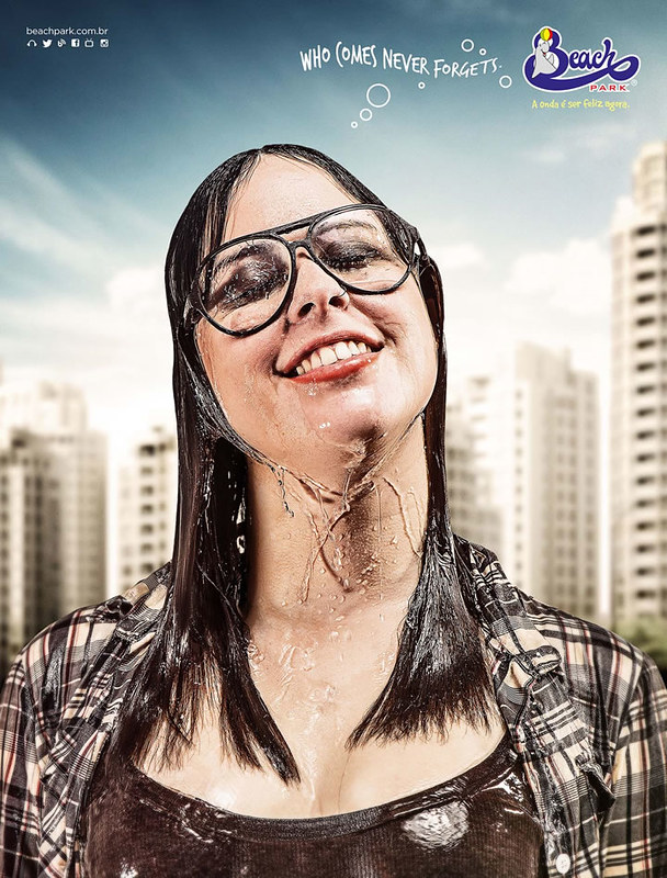 Beach Park Woman Glasses