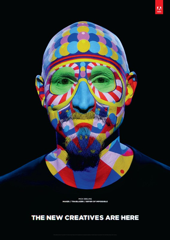 Adobe - The New Creatives Are Here 5