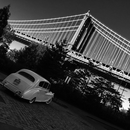 Rolls and Bridge by DJ Lanphier