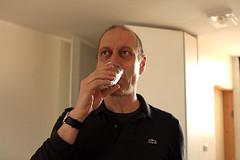 testing za'atar water