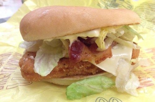 McDonald's Bacon Cheddar McChicken