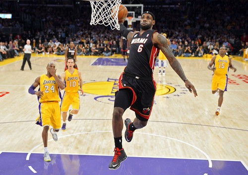 LeBron James: El Rey de la NBA