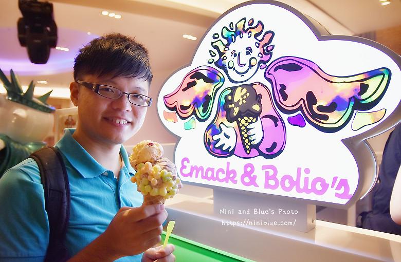 Emack & Bolio's台中大遠百冰淇淋15