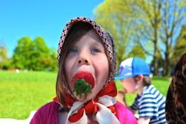 Hazel in the park | Summertime | Strathcona
