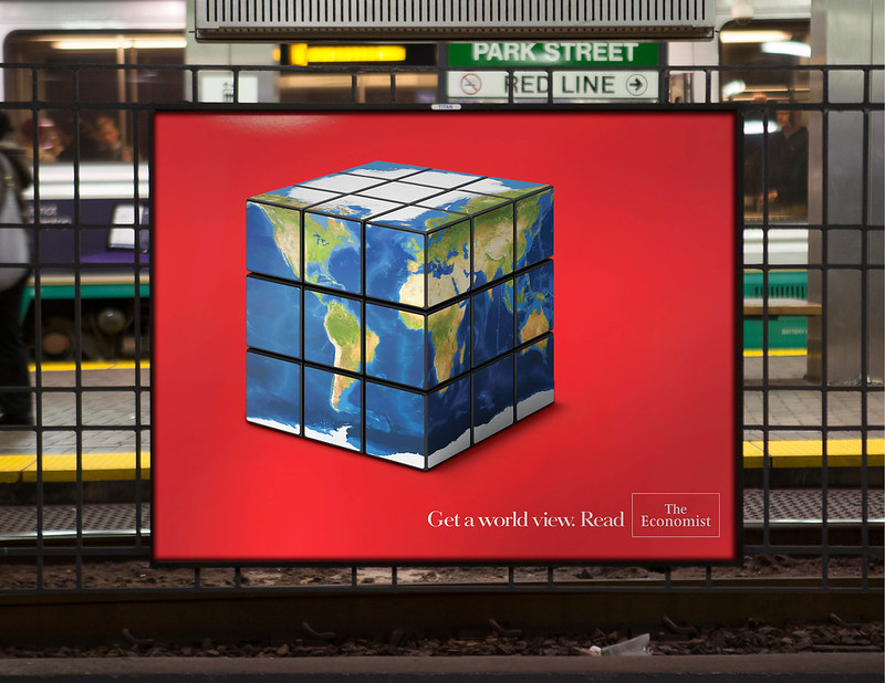 The Economist Rubix