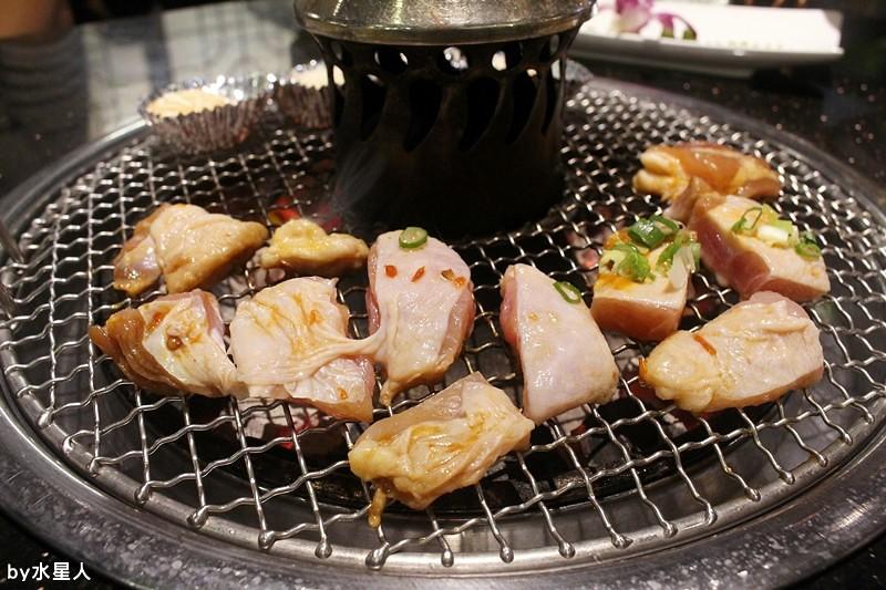 蔥花香雞腿肉-台中公益路燒推薦