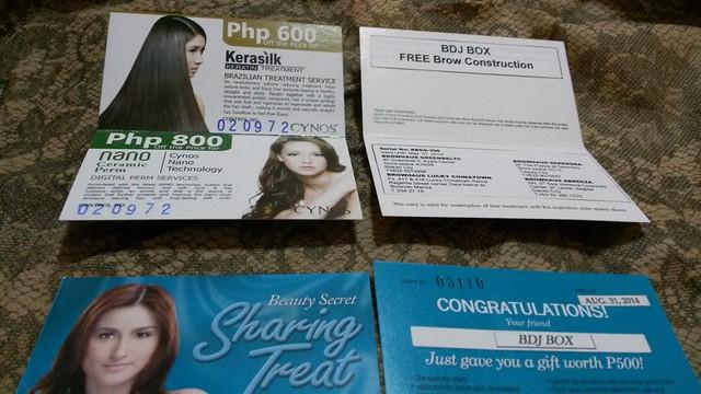 BDJ Box coupons