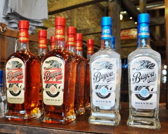 Isn't the Bayou Rum Label Retro-Fab?