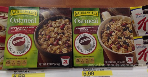 Nature Valley Bistro Cups Oatmeal