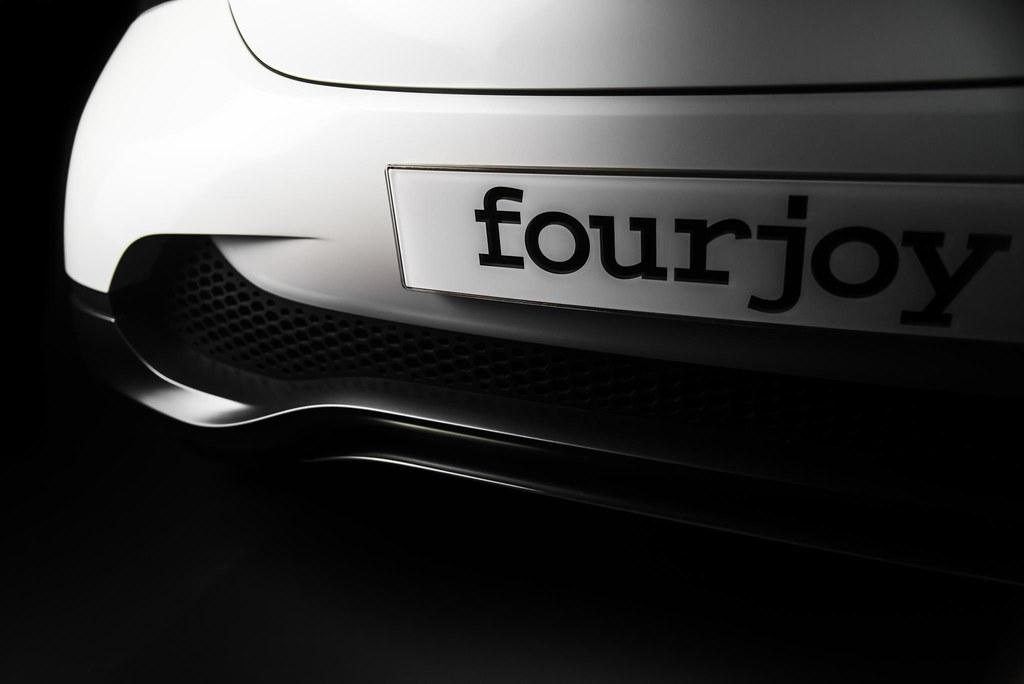 Smart FourJoy Showcar