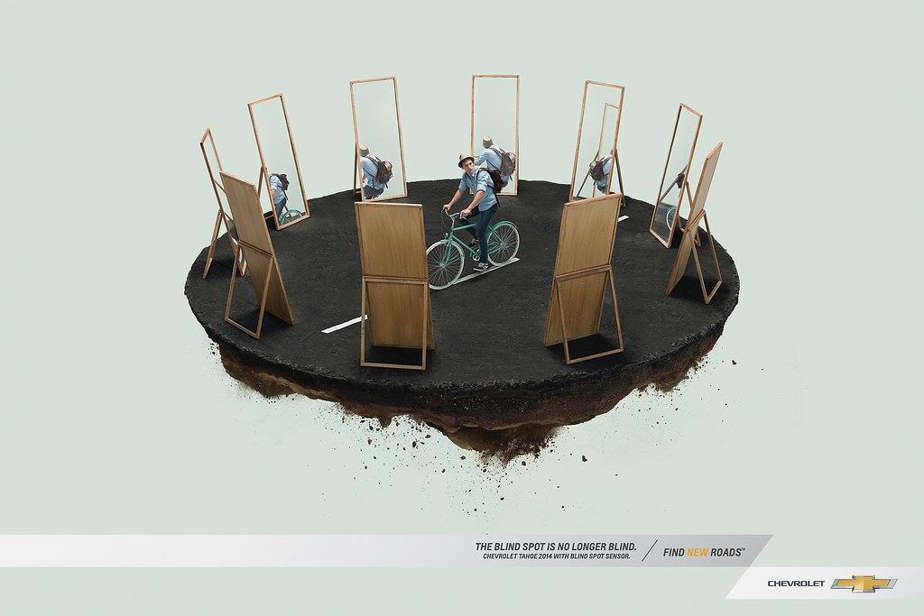 Chevrolet - Blind Cyclist