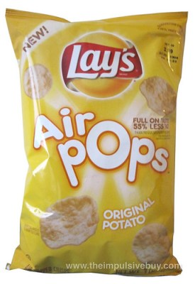 Lay's Air Pops Original Potato