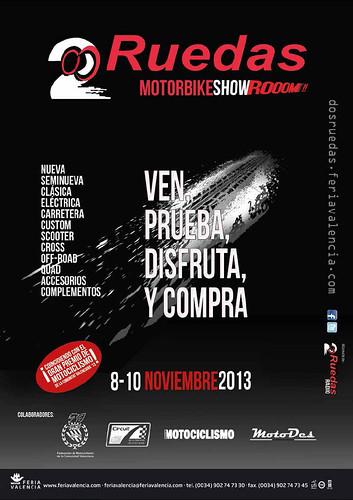 2 RUEDAS - Motorbike Showroom Valencia