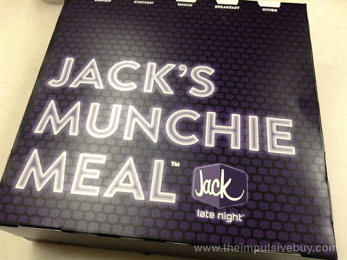 Jack's Munchie Meal