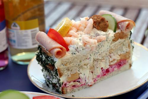 sandwich cake 1