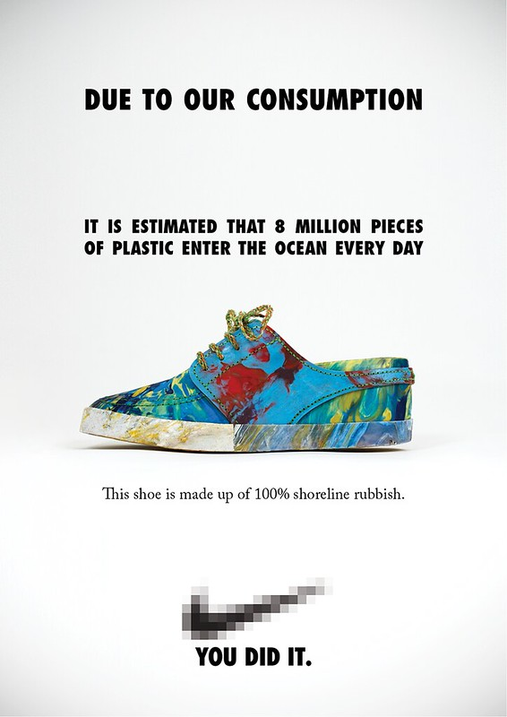 Rubbish Sneakers 1