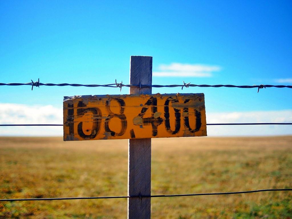 Estancia signage
