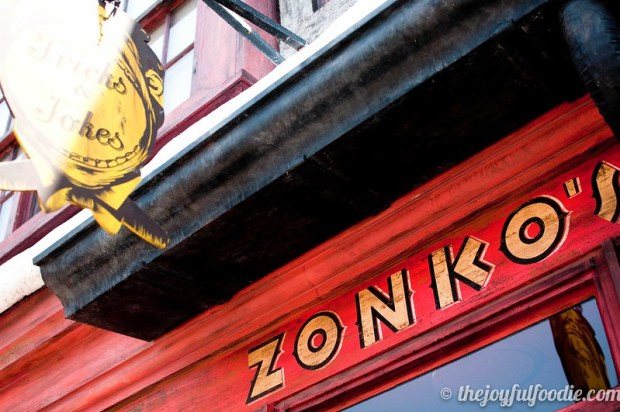 Harry Potter World Zonko's
