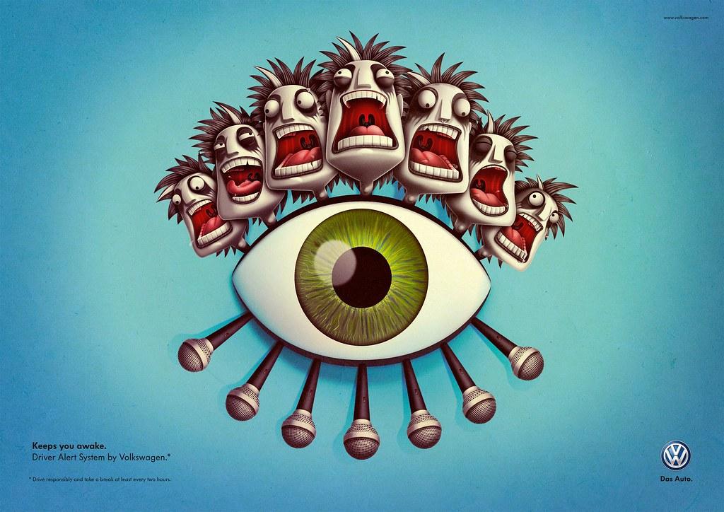 VW - Awake Eye Kiss