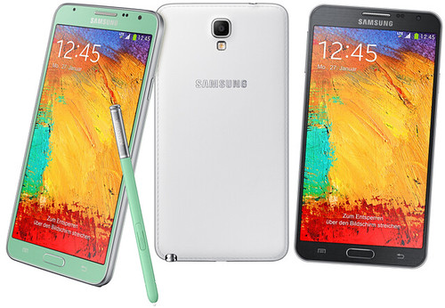 Samsung Galaxy Note 3 Neo: Versión Mini del Note 3
