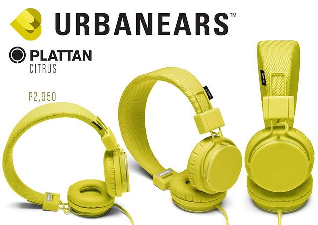 Urbanears Plattan