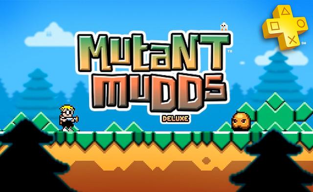 Plus - Mutant Mudds