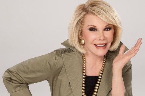 Joan Rivers: Memorable y Carismática Presentadora y Humorista