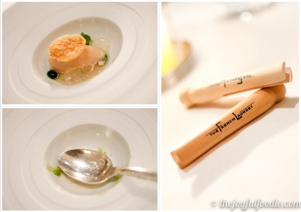 The French Laundry Palate Cleanser