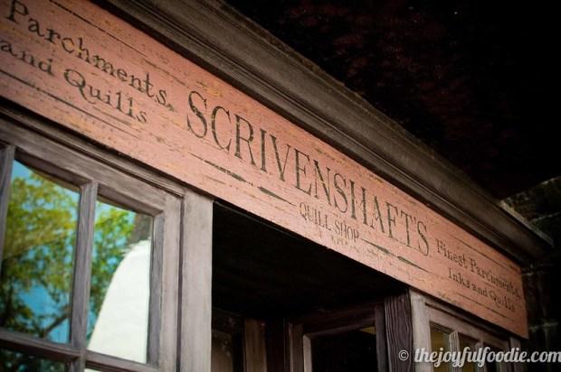 Scrivenshaft Quill Shop