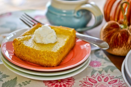 Pumpkin Gooey Butter Cake-12