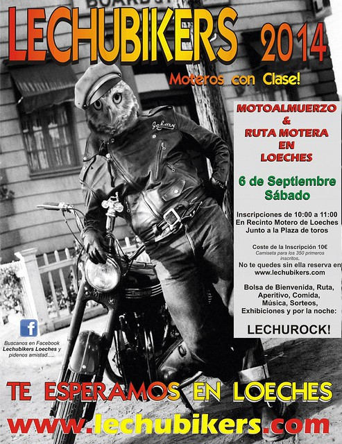 Lechubikers 2014 - Loeches (Madrid
