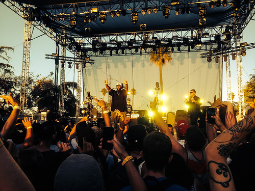 Run the Jewels at FYF Festival Los Angeles - August 23rd, 2014