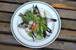 Whole Roasted Trout at Ned Ludd | Portland