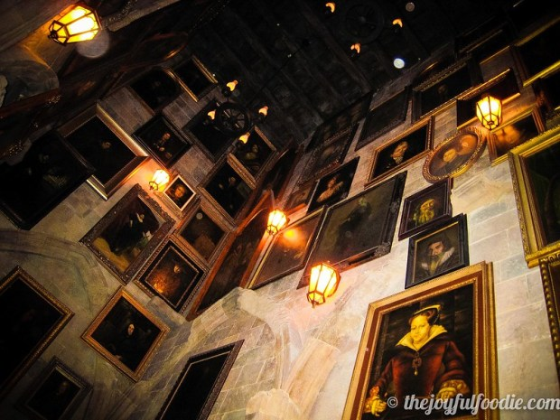 Hogwarts Hall of Portraits
