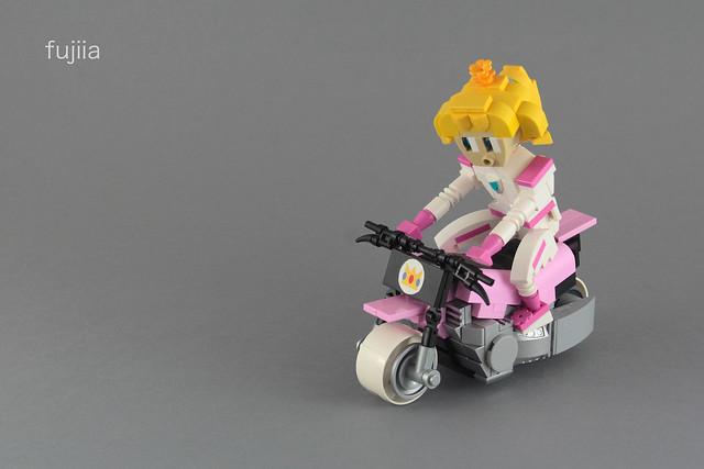 Mario Kart - Peach