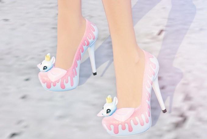 Juicy Spooky Heels