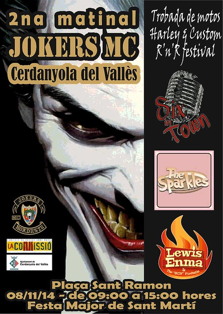 2na Matiinal Jokers MC (Cerdanyola del Vallés)