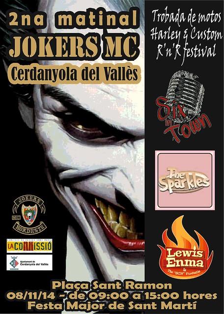 2na Matiinal Jokers MC (Cerdanyola del Vallés)