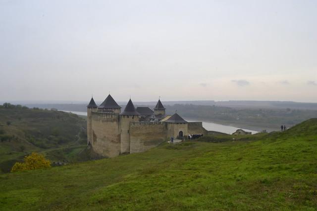 Ukrainian Castles_Mystical Khotyn Fortress